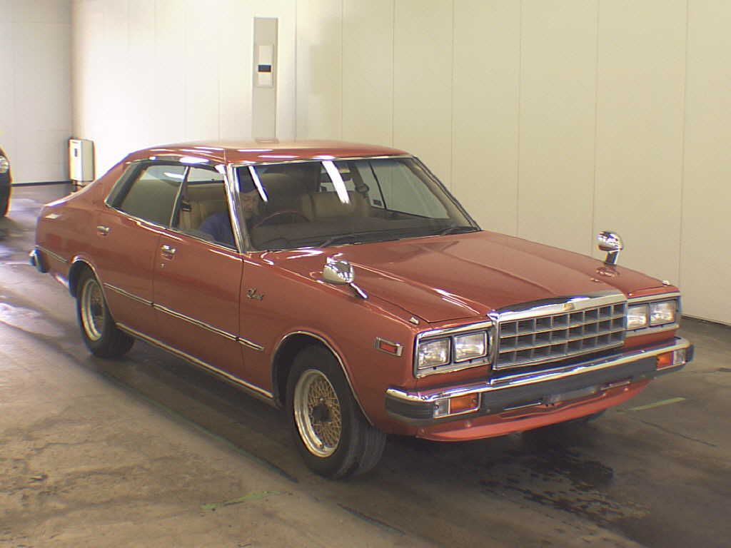 1979 Nissan Laurel #11
