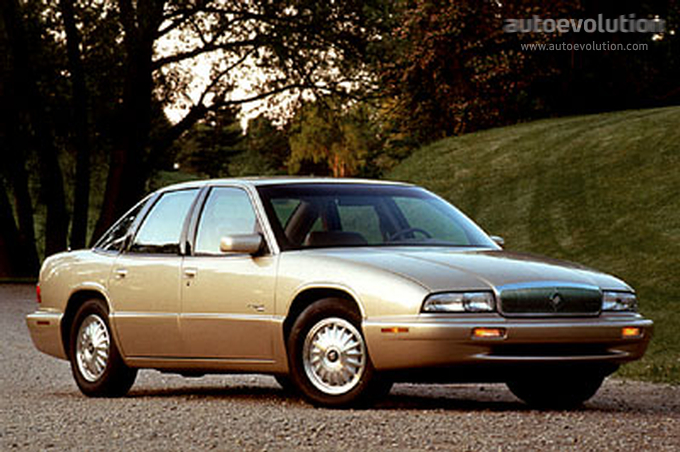 1995 Buick Regal #16