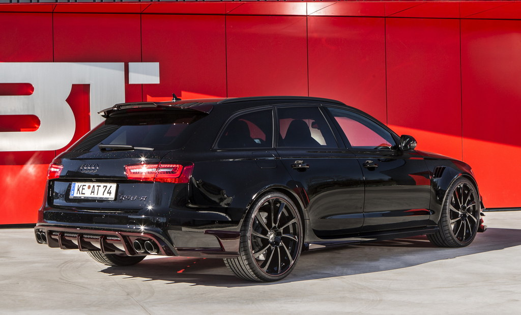 Audi RS6 Photos, Informations, Articles - BestCarMag.com