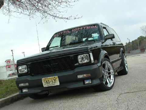 1992 GMC Typhoon #14