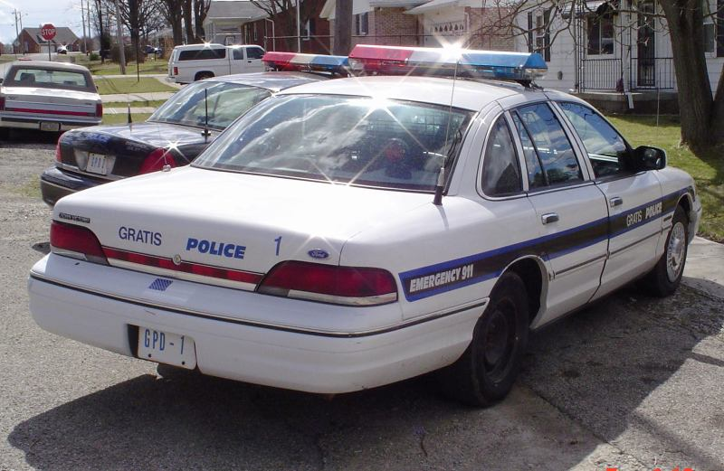 1994 Ford Crown Victoria #16