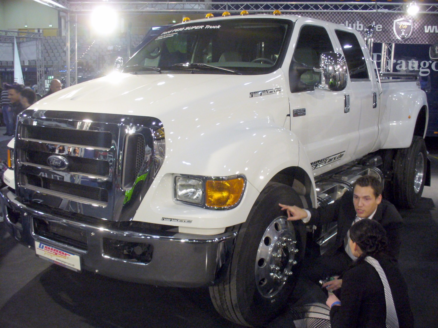 Ford F-650 #13
