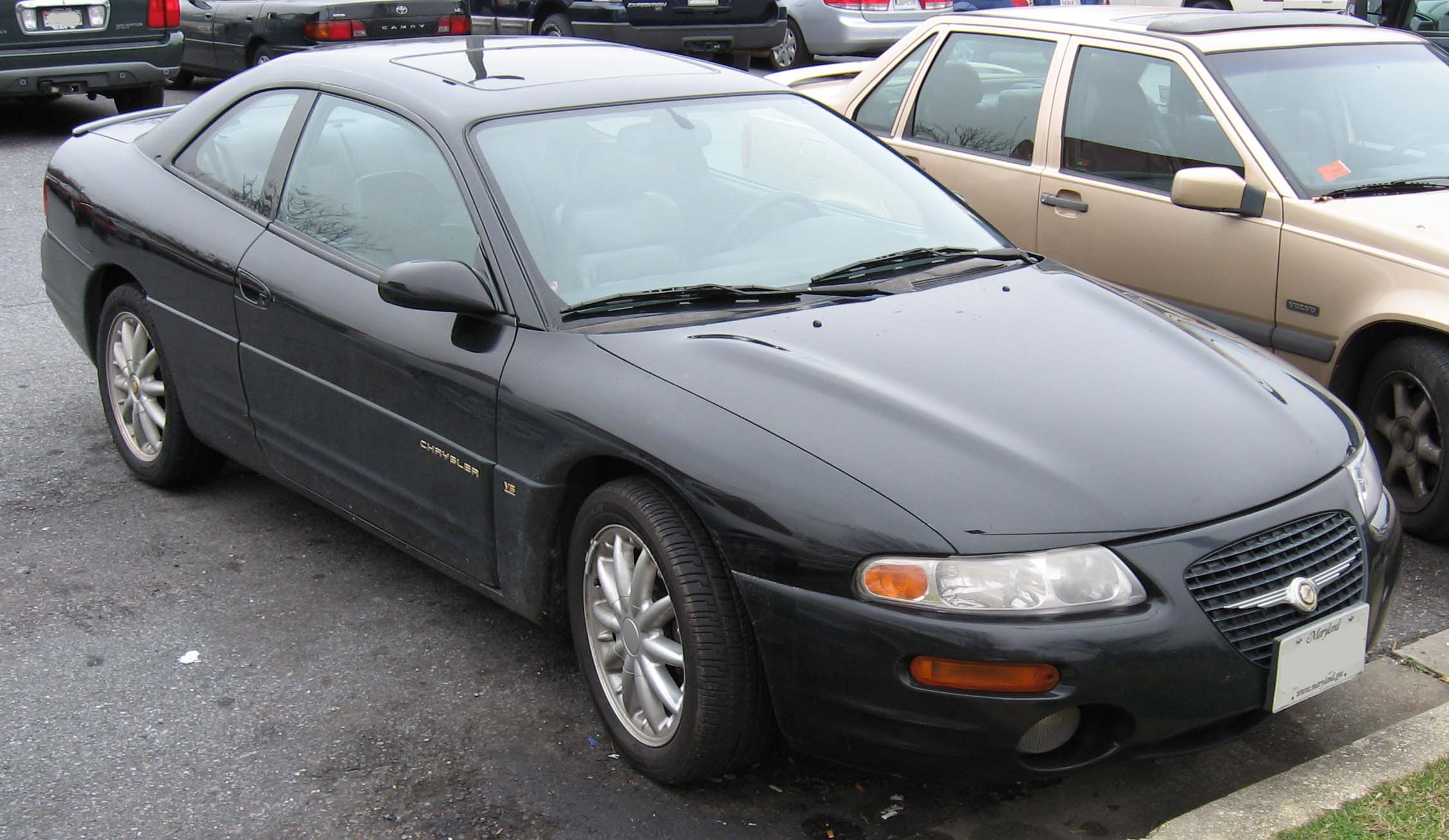 1995 Chrysler Sebring #5