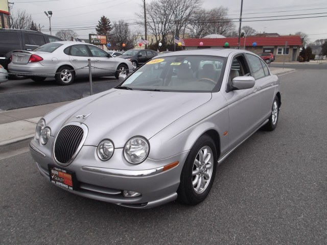 2001 Jaguar S-type #14