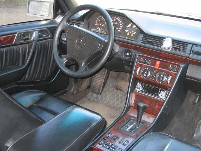 1994 Mercedes-Benz SL #13