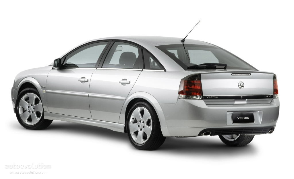 2005 Holden Vectra #2