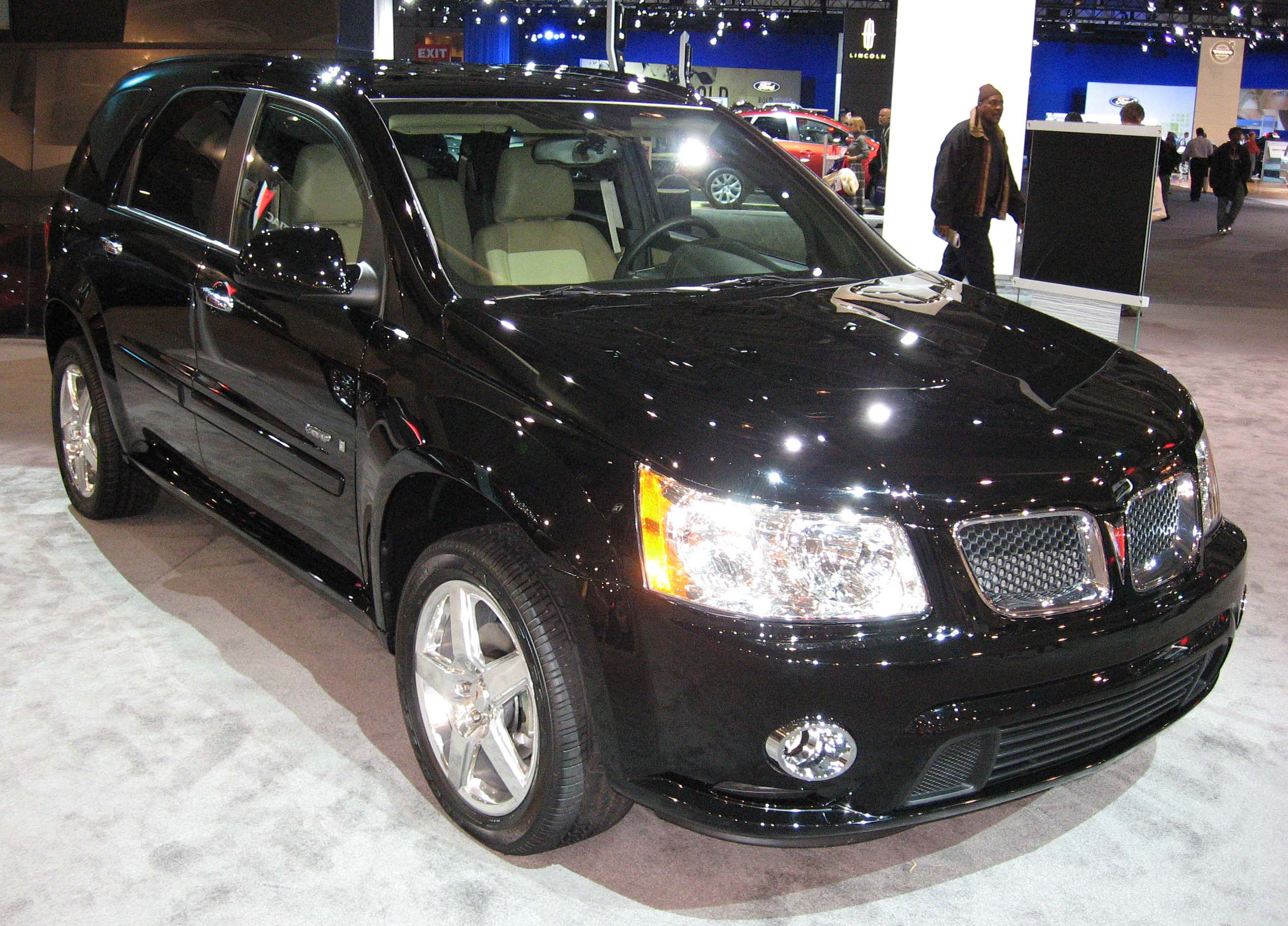2008 Pontiac Torrent #10