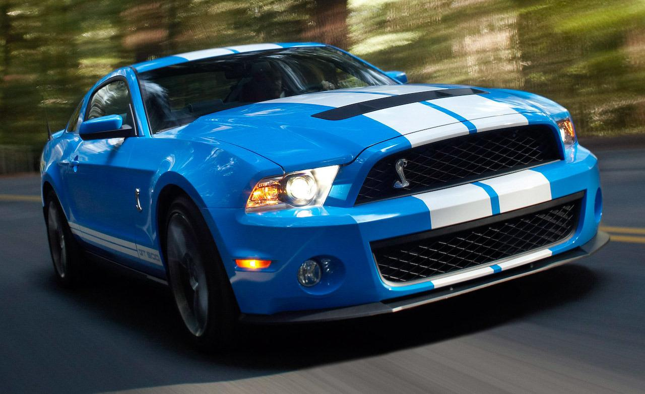 2014 Ford Shelby Gt500 #11
