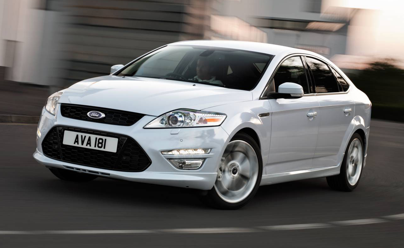 2012 Ford Mondeo #4