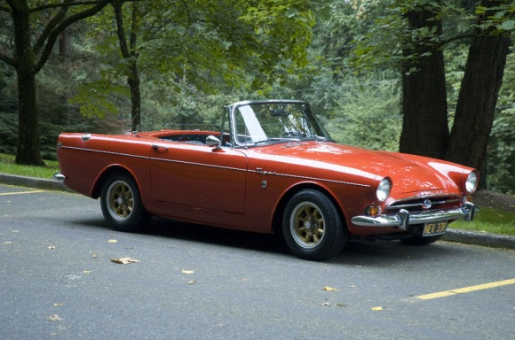 1965 Sunbeam Tiger #10