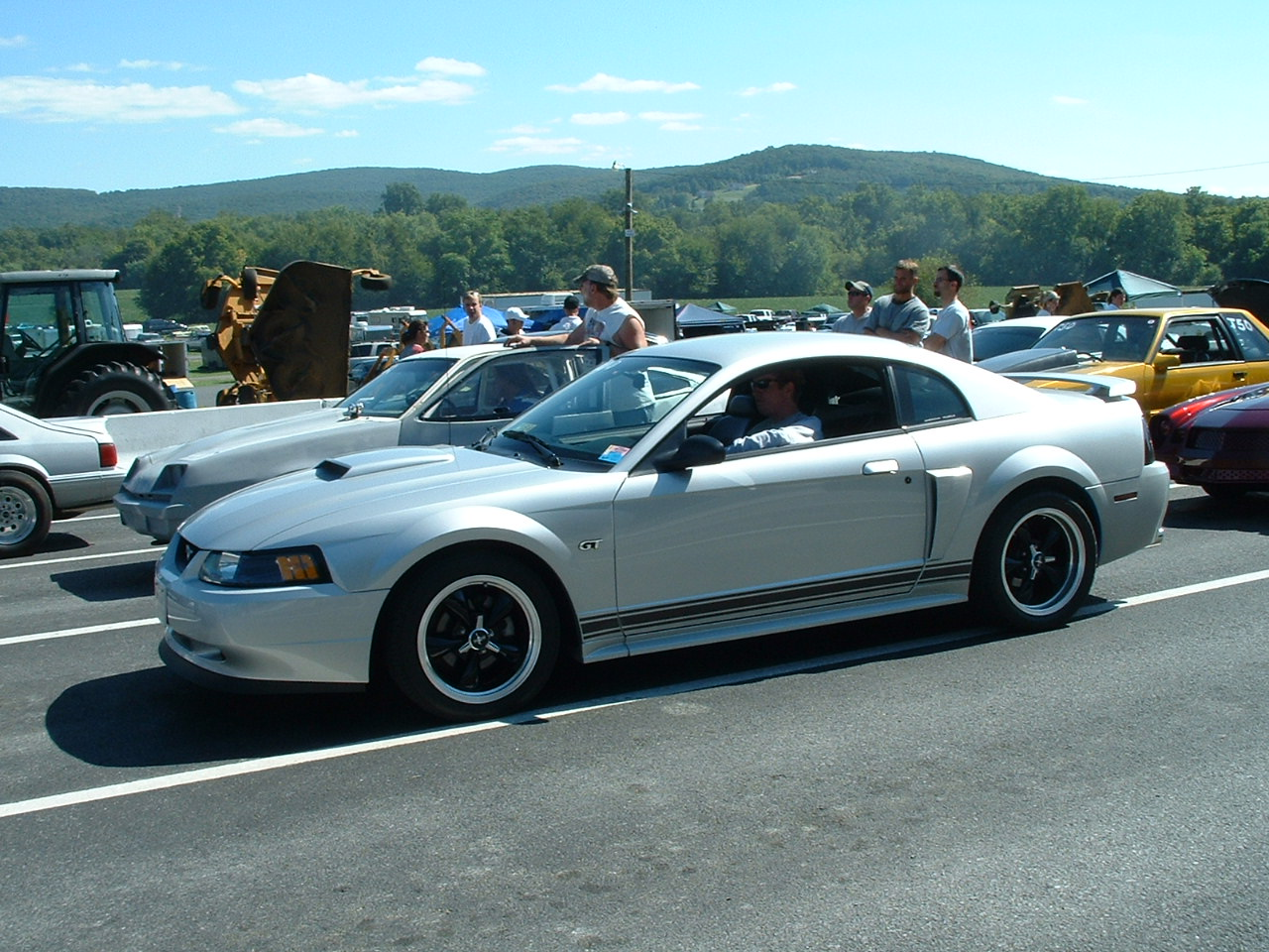 2001 Ford Mustang #9