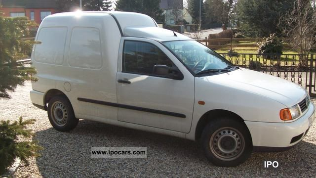 2000 Volkswagen Caddy #3