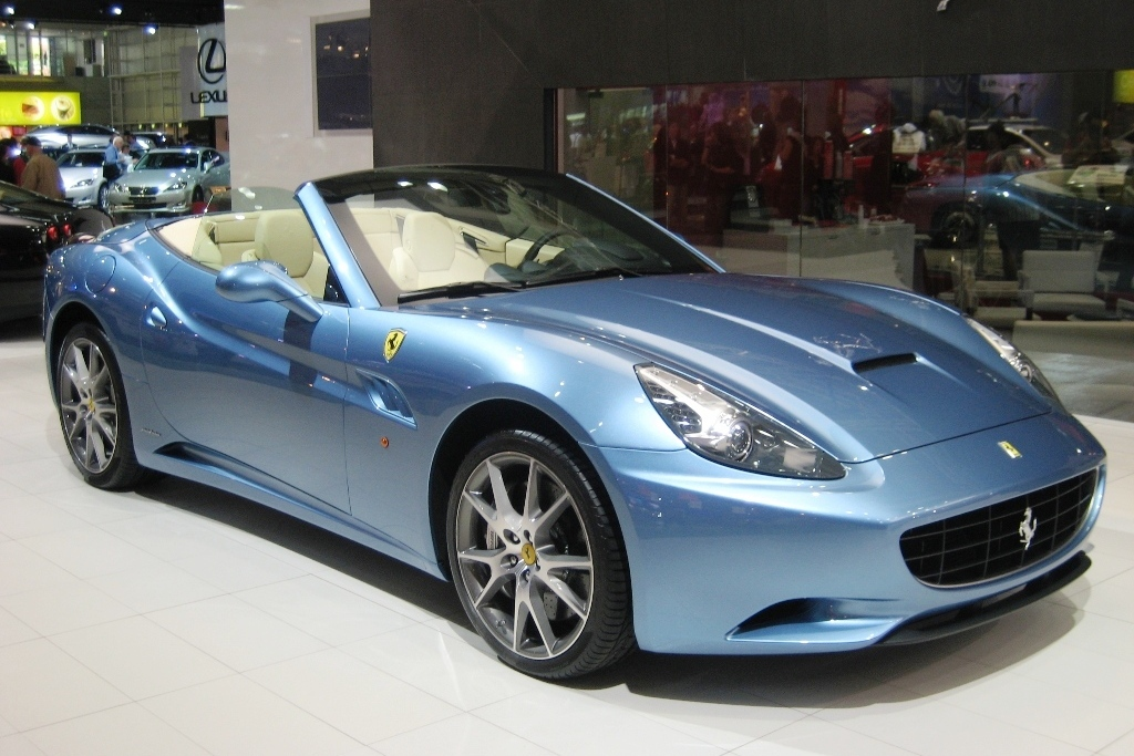 Ferrari California #4