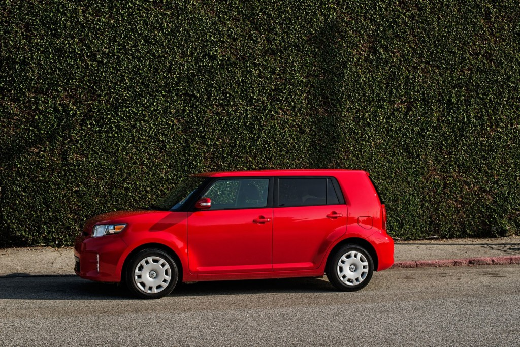 2013 Scion Xb #10