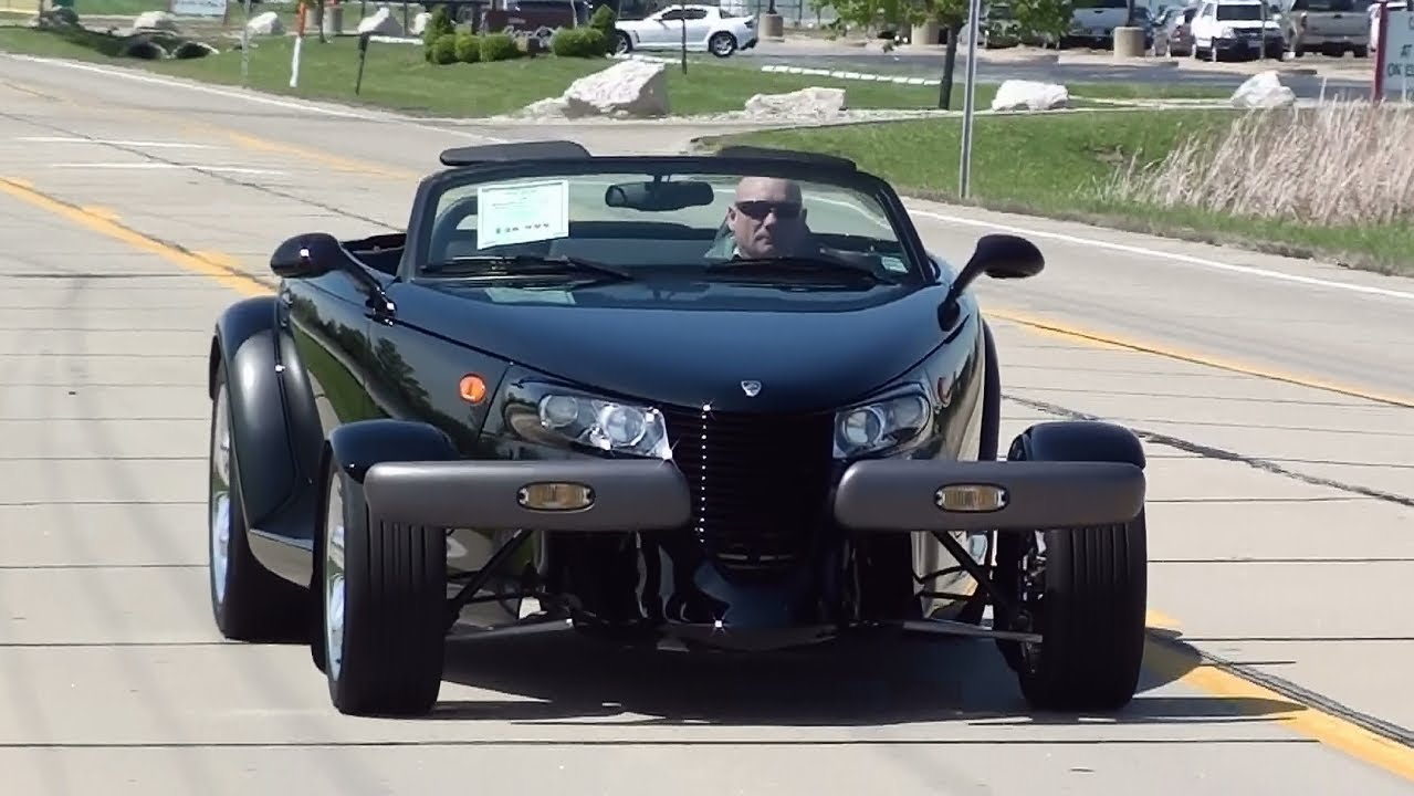 1999 Dodge Prowler #5