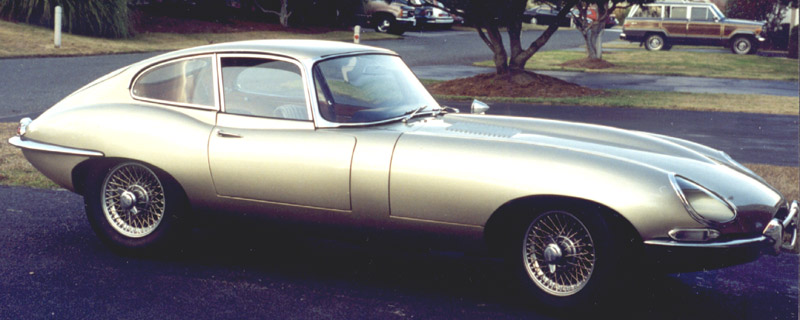 1966 Jaguar E-Type #12