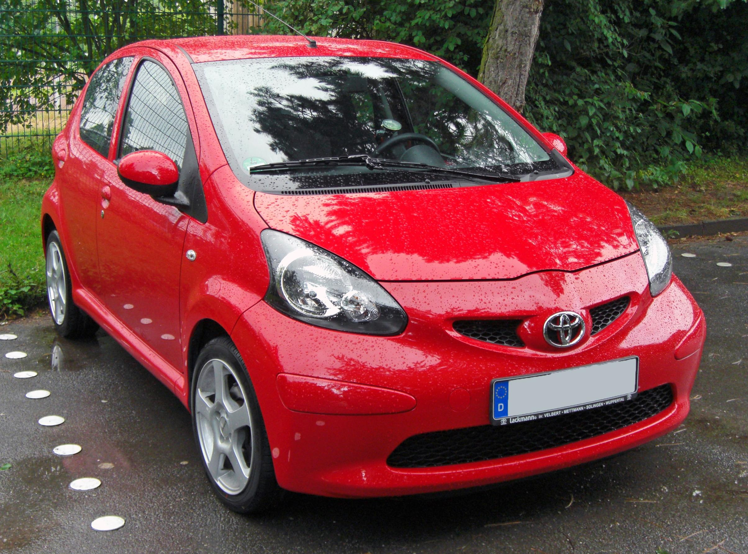 2009 toyota aygo photos informations articles. Black Bedroom Furniture Sets. Home Design Ideas