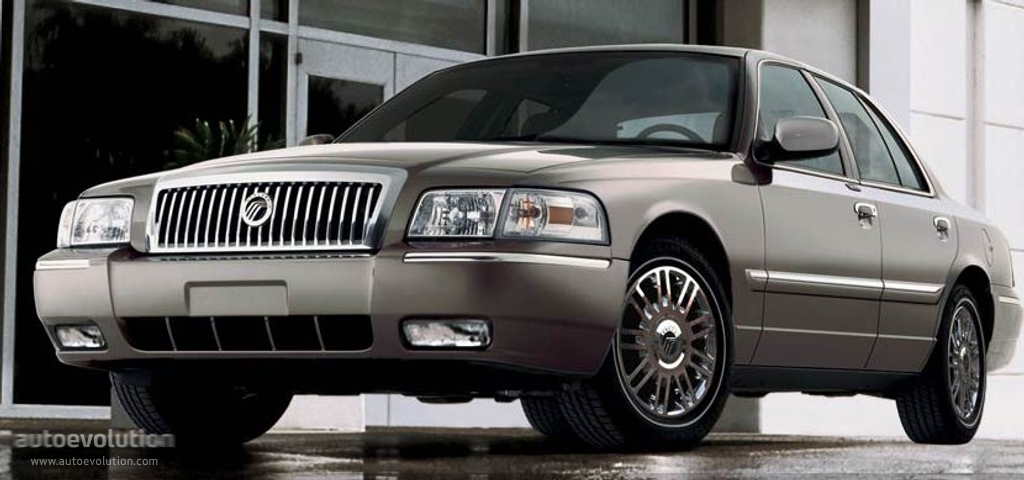 2008 Mercury Grand Marquis #3