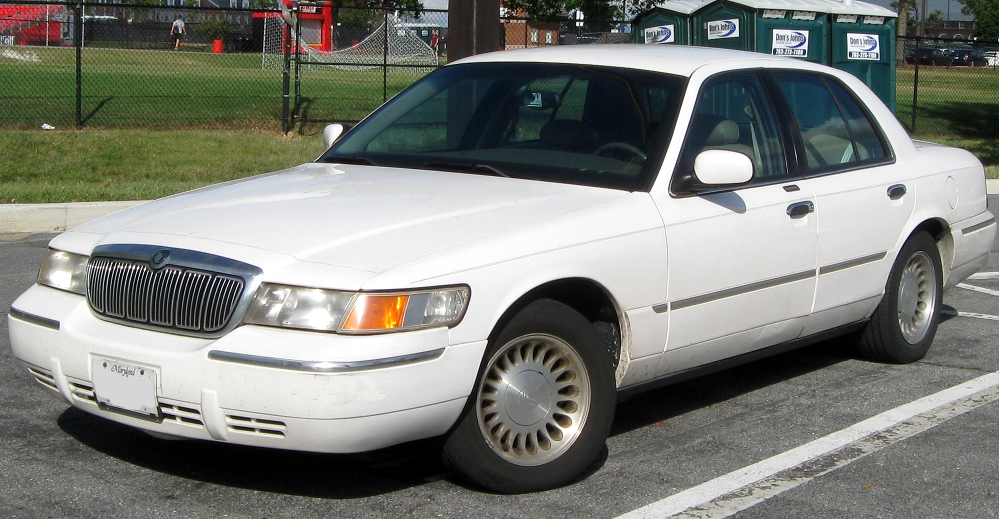 1998 Mercury Grand Marquis #2