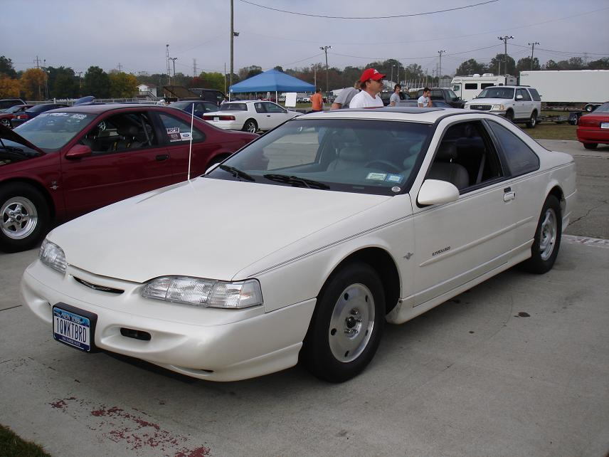 1995 Ford Thunderbird #6