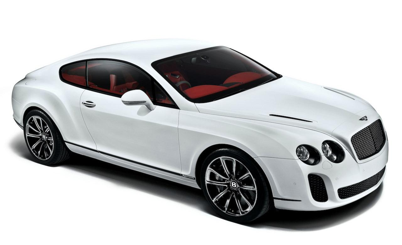 2010 Bentley Continental Supersports #8