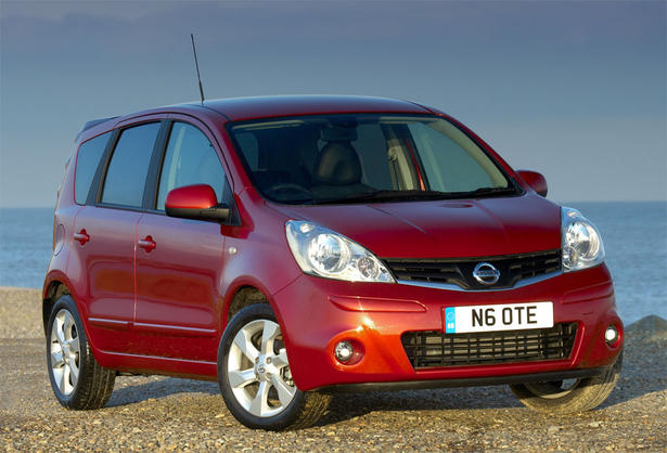 2009 Nissan Note #2