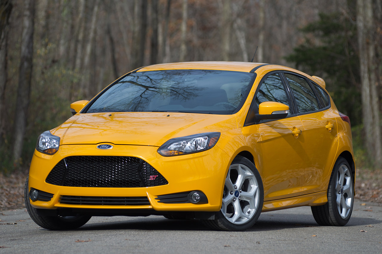 2013 Ford Focus St #4