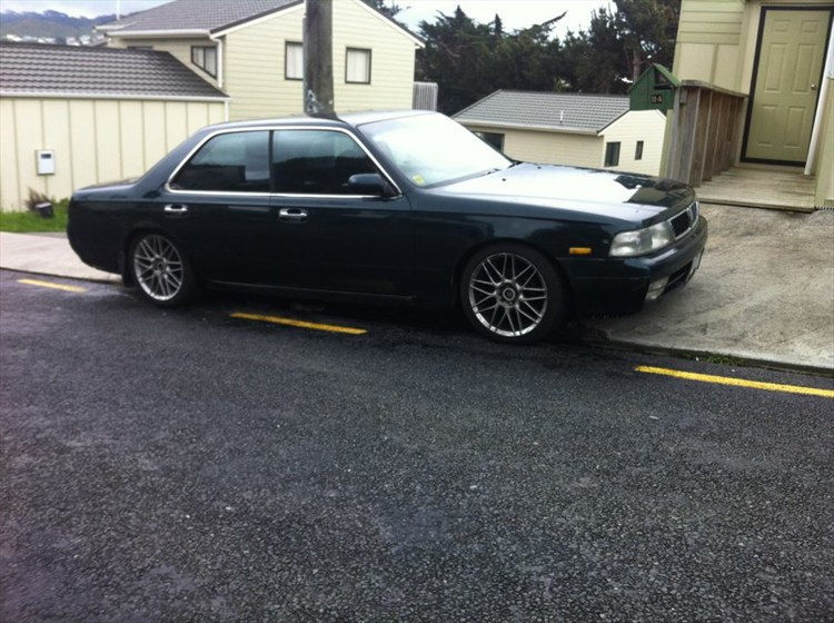 1992 Nissan Laurel #9