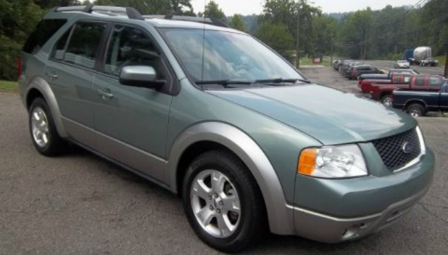 2005 Ford Freestyle #4