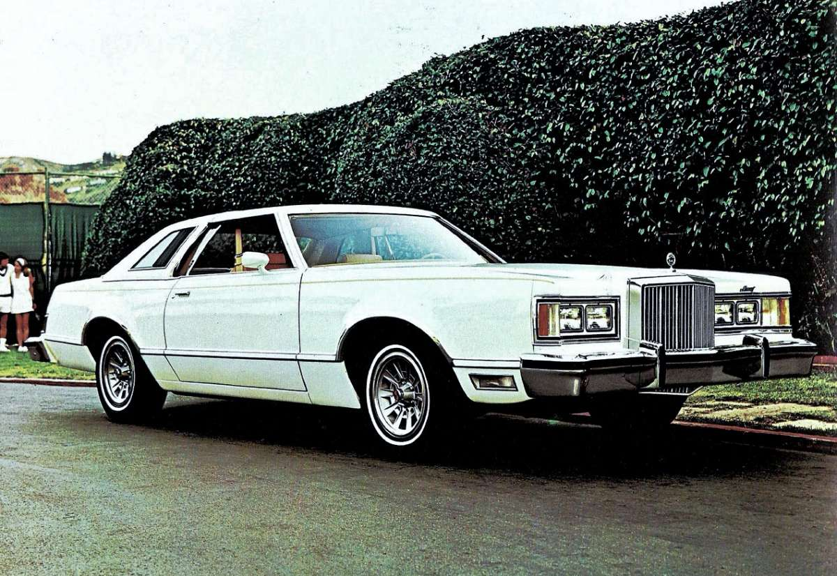 1977 Ford Cougar #16