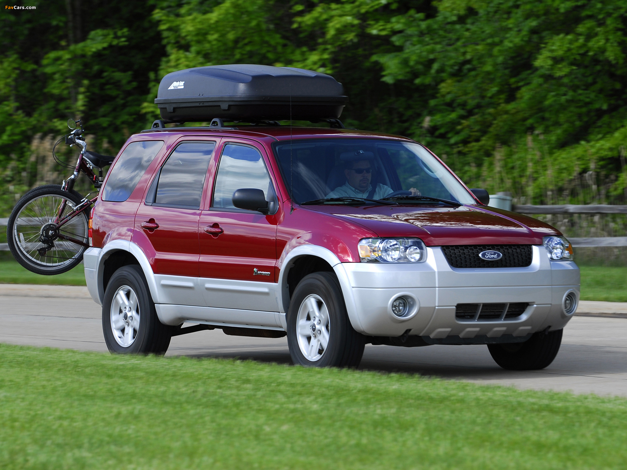 2004 Ford Escape #6