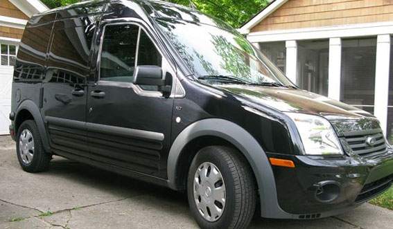 2011 Ford Transit Connect #7