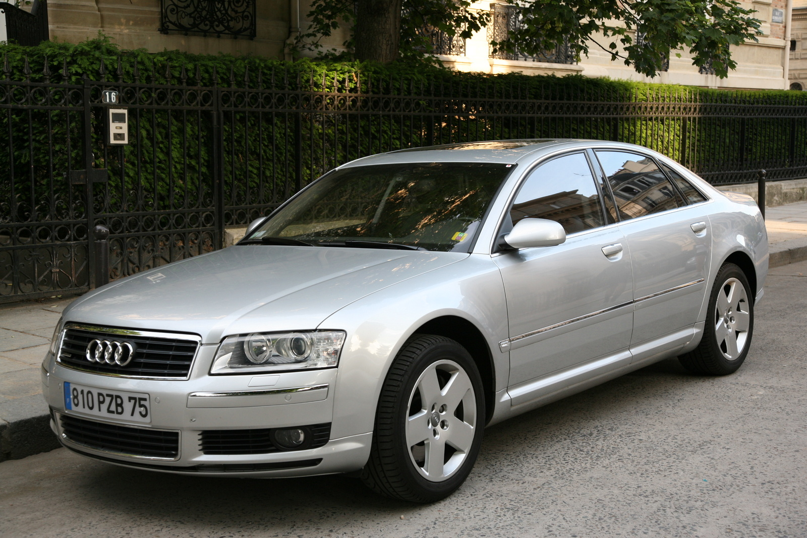 2004 Audi A8 Photos Informations Articles A4 Wiring Harness 2