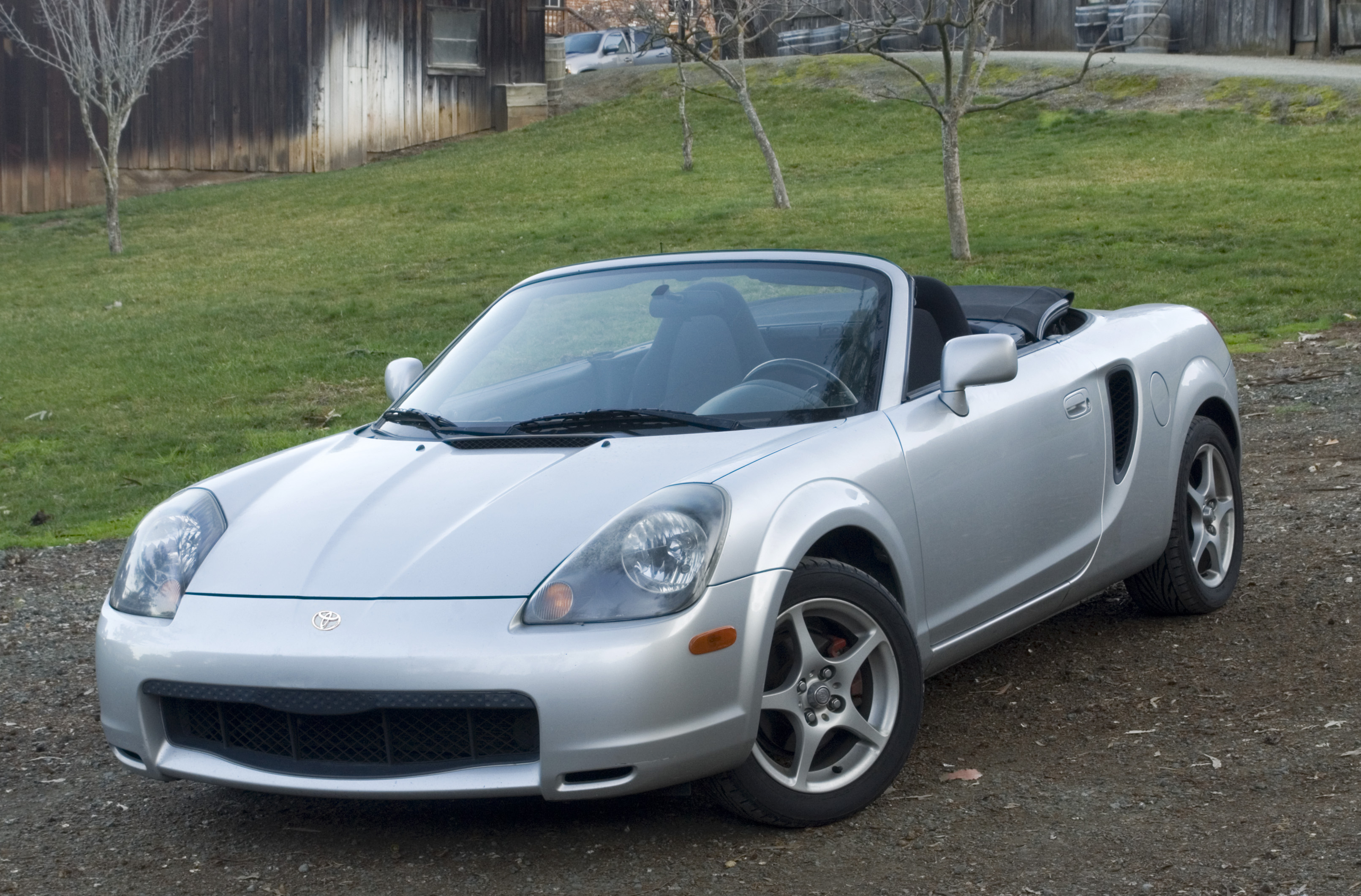 2005 Toyota Mr2 Spyder #8