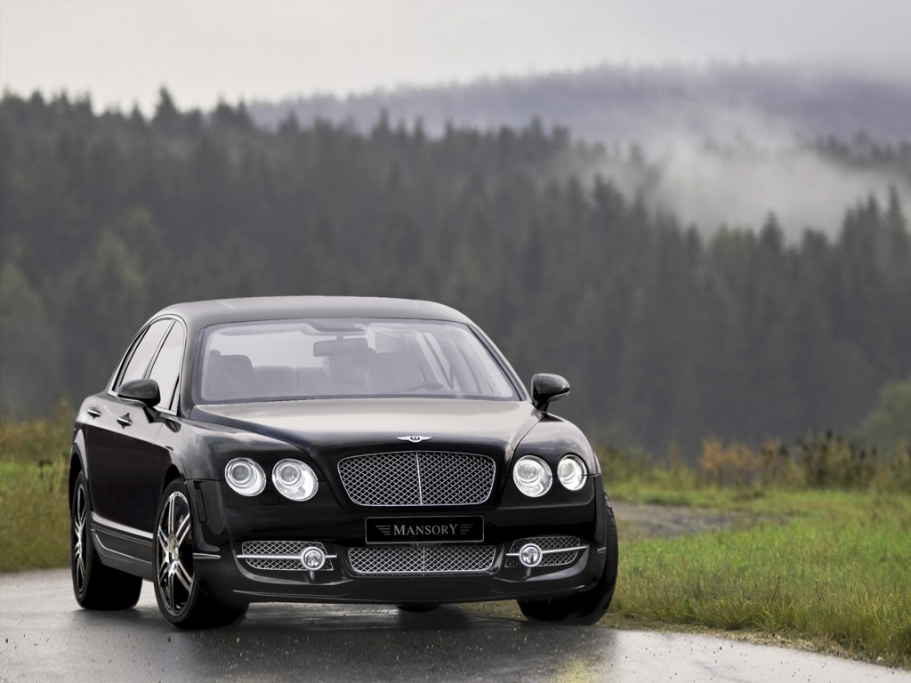 Bentley Continental Flying Spur #12