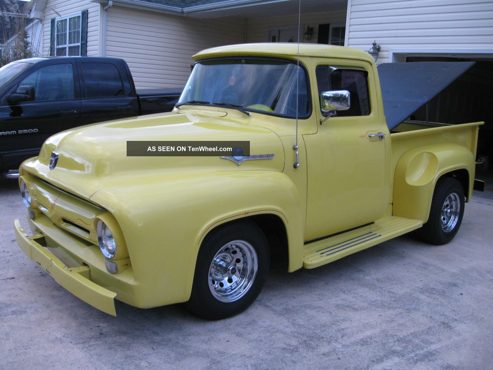 1956 Ford F #12