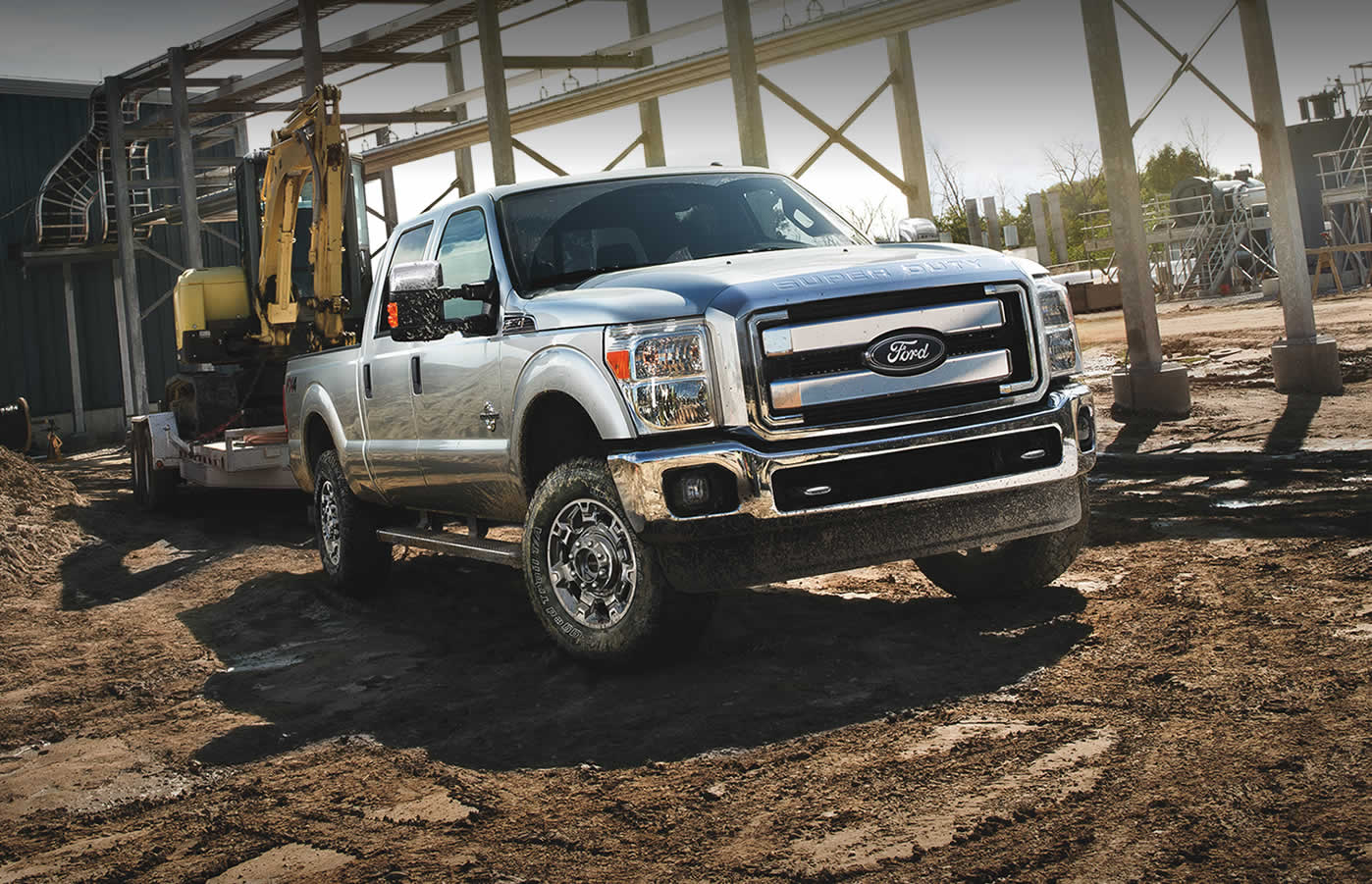 2015 Ford F-350 Super Duty #10
