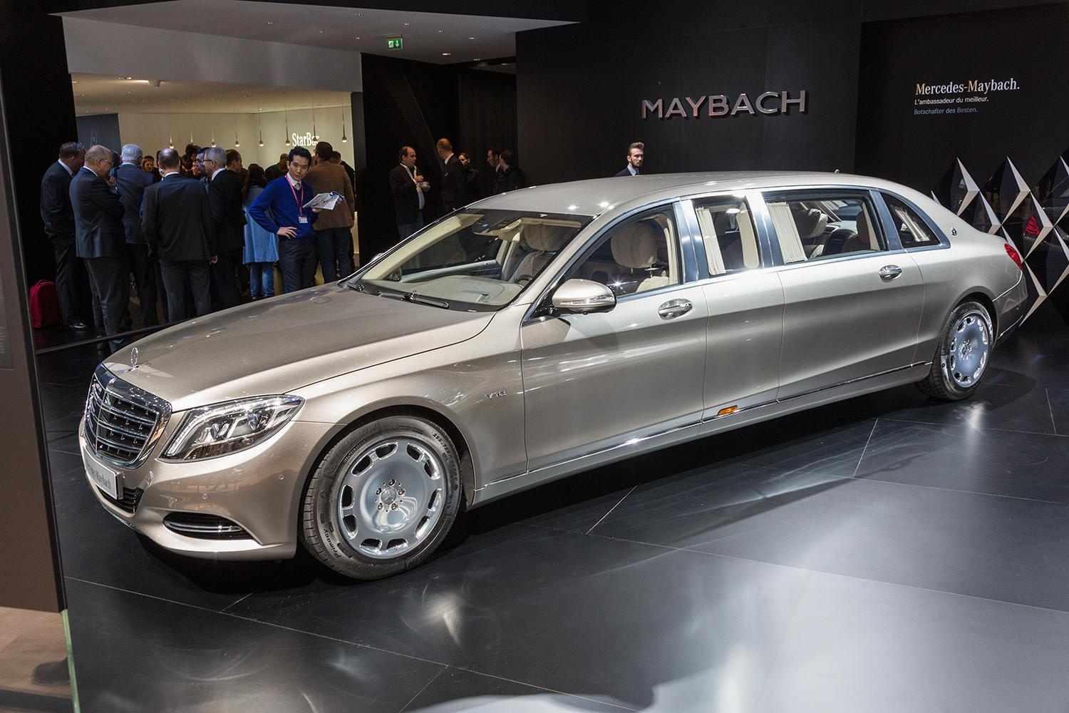Maybach Photos, Informations, Articles - BestCarMag.com