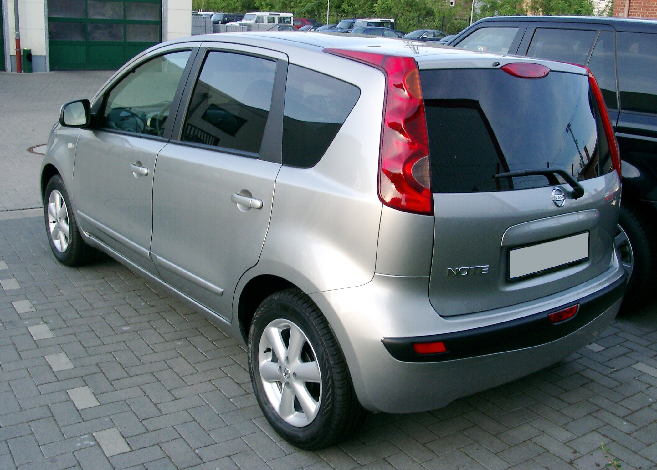 2007 Nissan Note #1