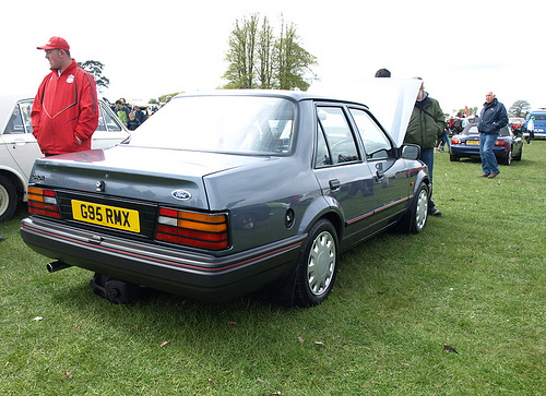 1989 Ford Orion #2