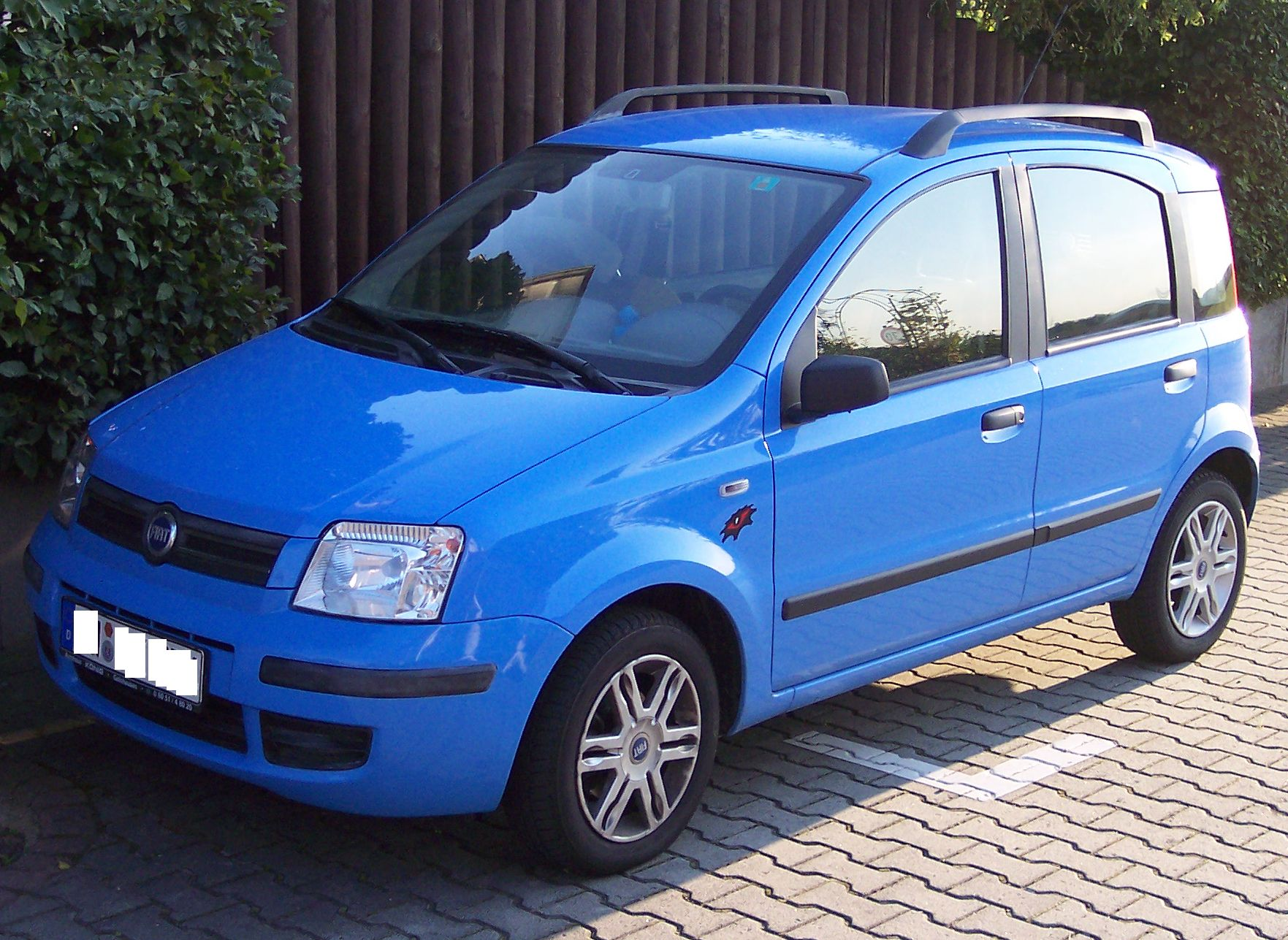 2003 fiat panda photos informations articles. Black Bedroom Furniture Sets. Home Design Ideas
