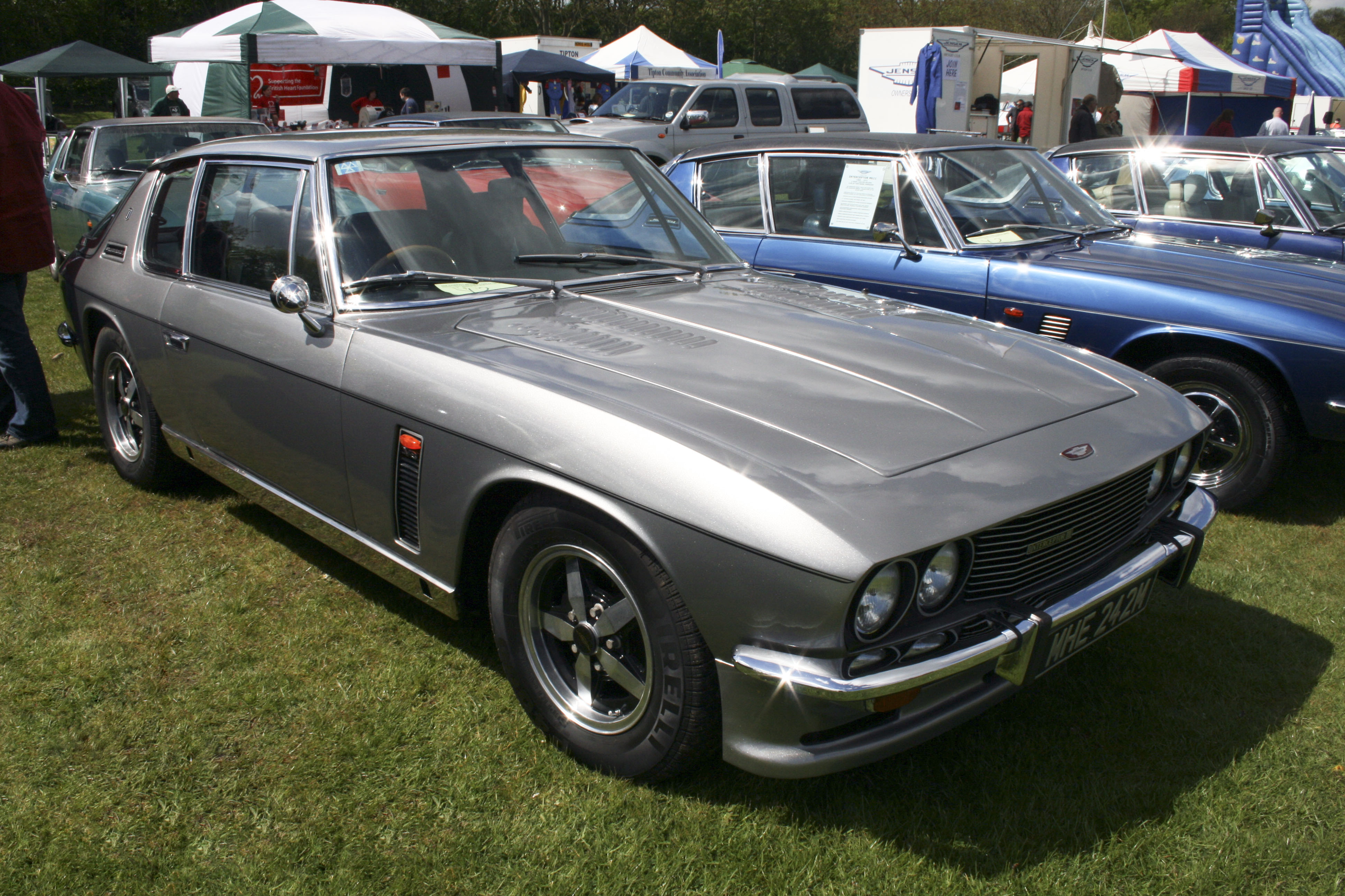 1973 Jensen Interceptor #7