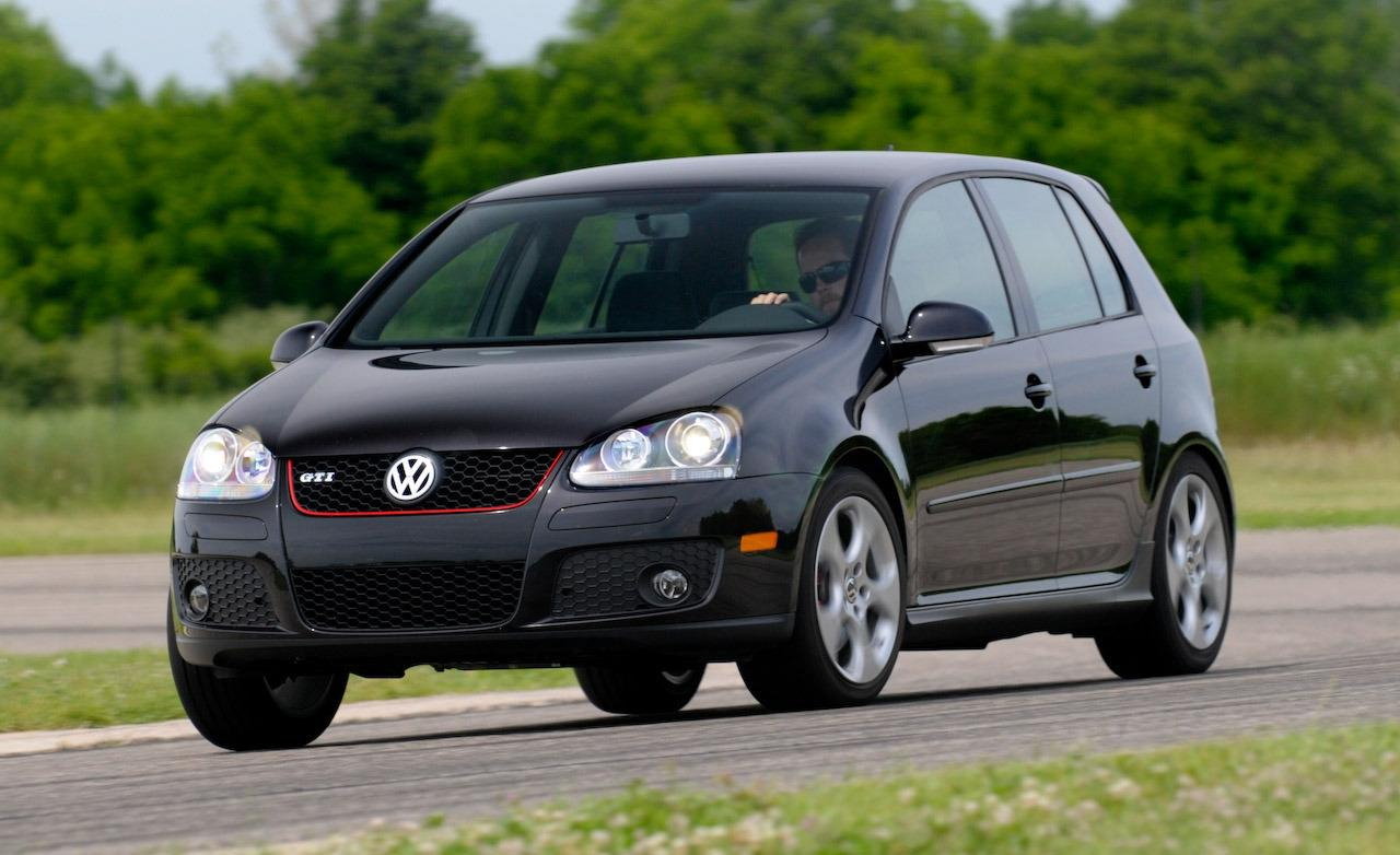 2008 Volkswagen Gti #1
