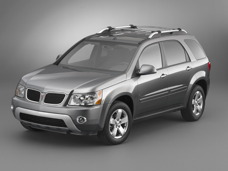 2006 Pontiac Torrent #2