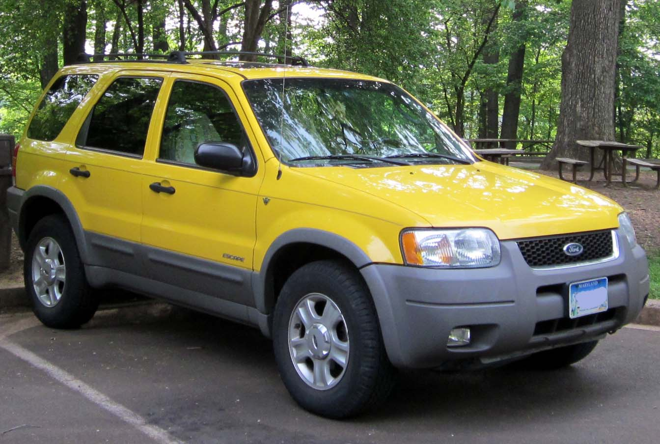 2004 Ford Escape #5