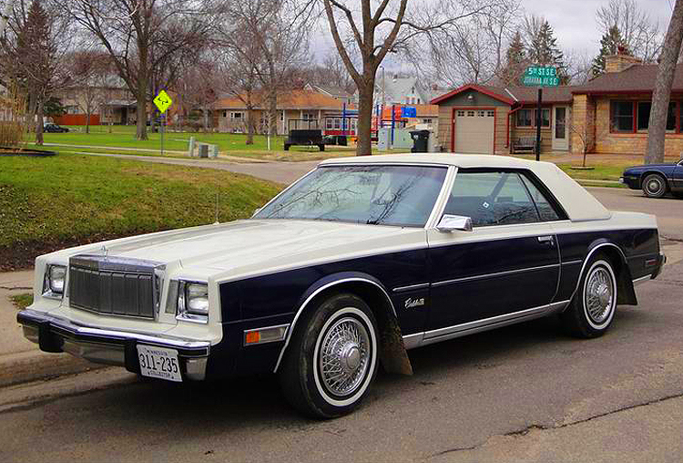 1980 Chrysler Cordoba #7