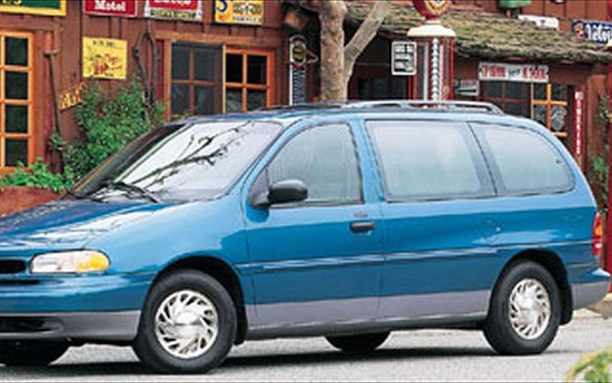 1995 Ford Windstar #10