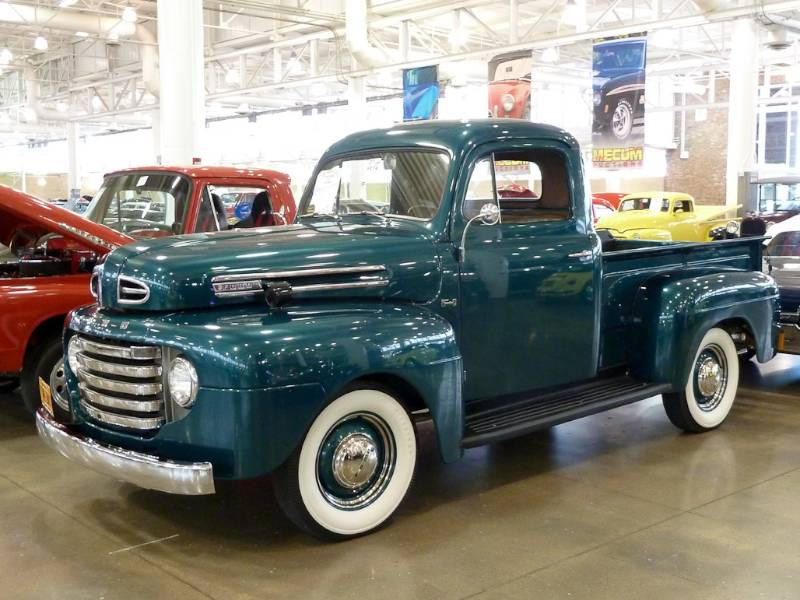 1950 Ford F #2