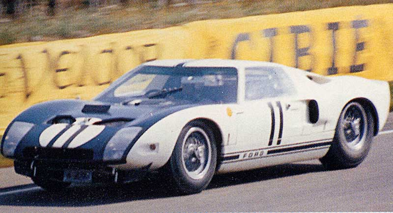 1964 Ford GT 40 #2