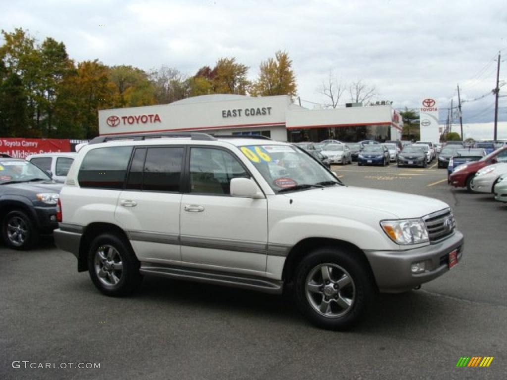 2006 Toyota Land Cruiser #16